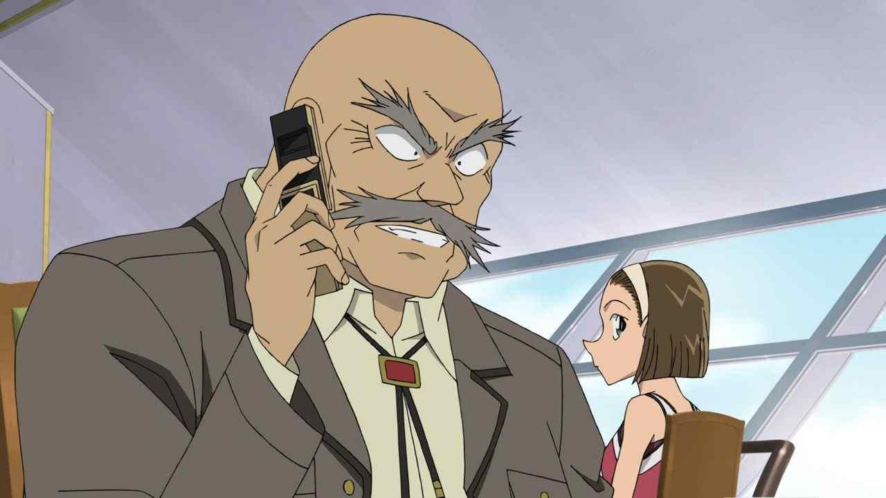 次郎吉おじさん