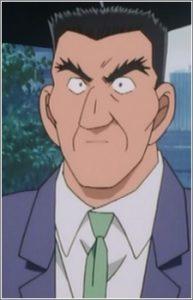 瞳の中の暗殺者 奈良沢さん