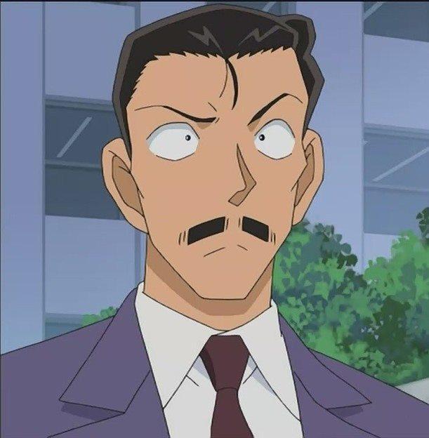 名探偵コナン小五郎