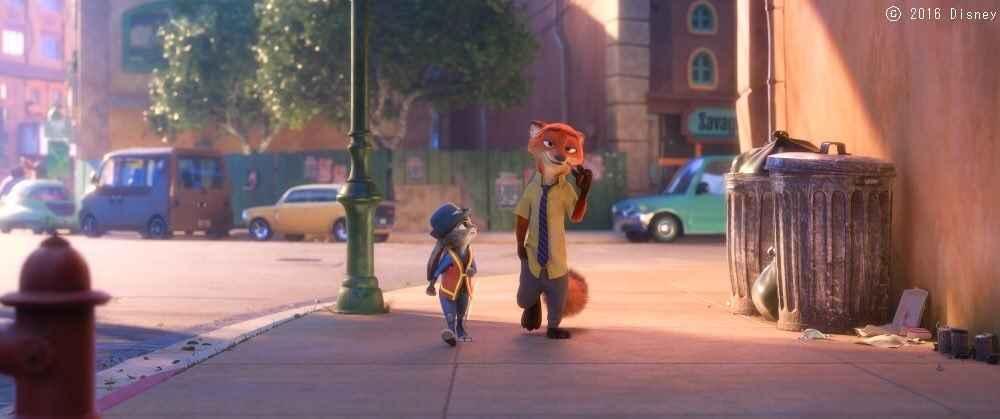 だるそうに歩くニック_R