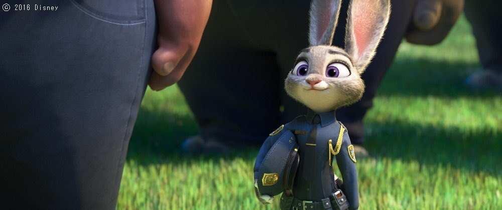 初めてのウサギの警察官_R
