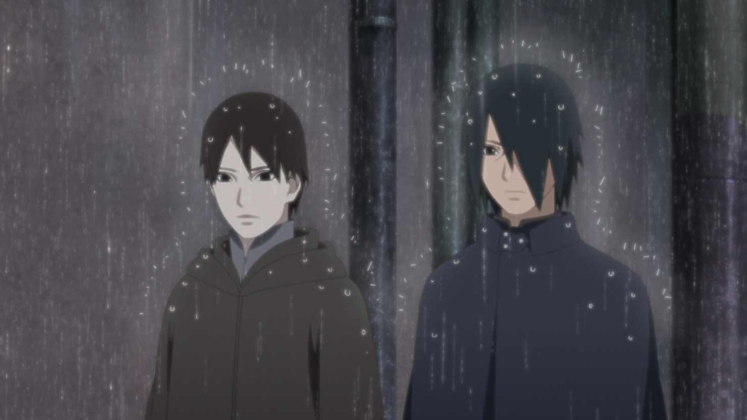 157話 雨の中の2人_R