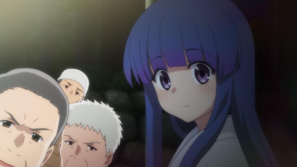 Episode 14 Oishi who came