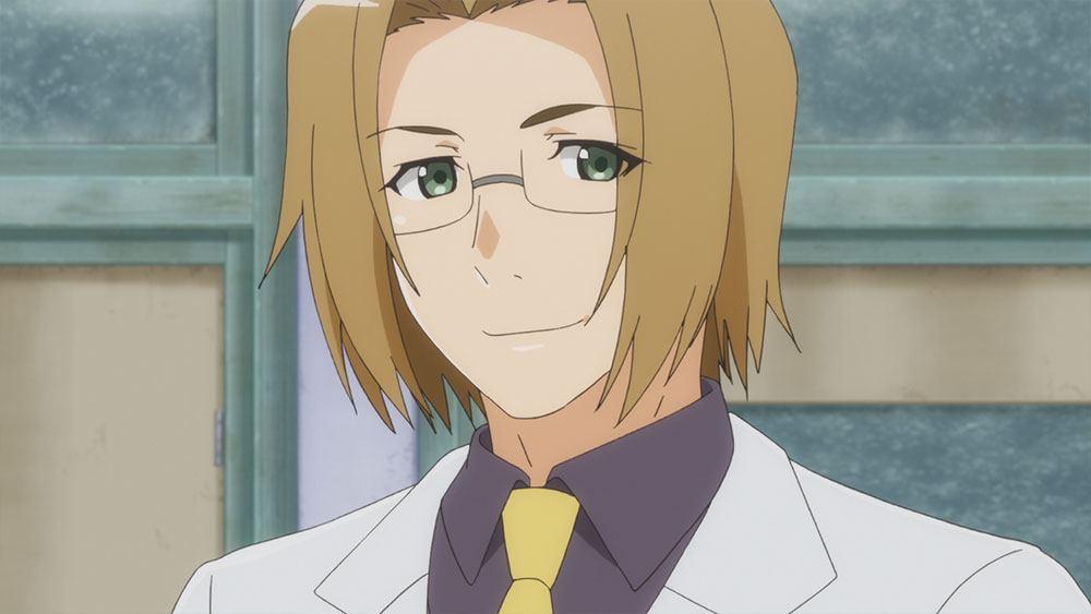 Episode 18 Satoko Hojo