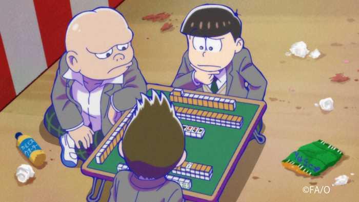 Episode 23: Mahjong in high school
