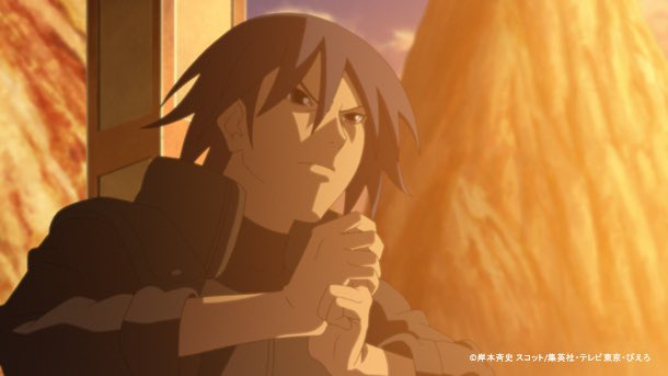 Episode 202: Inori's older brother