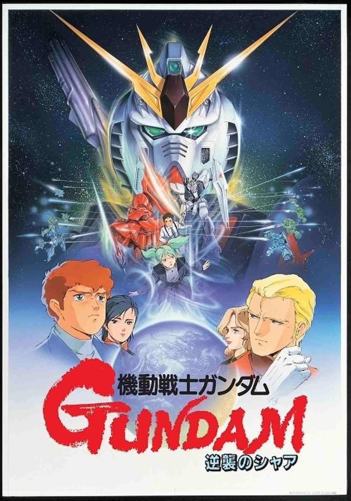 Mobile Suit Gundam Char's Counterattack