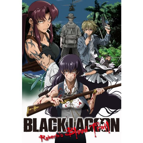 Black Lagoon 3rd term