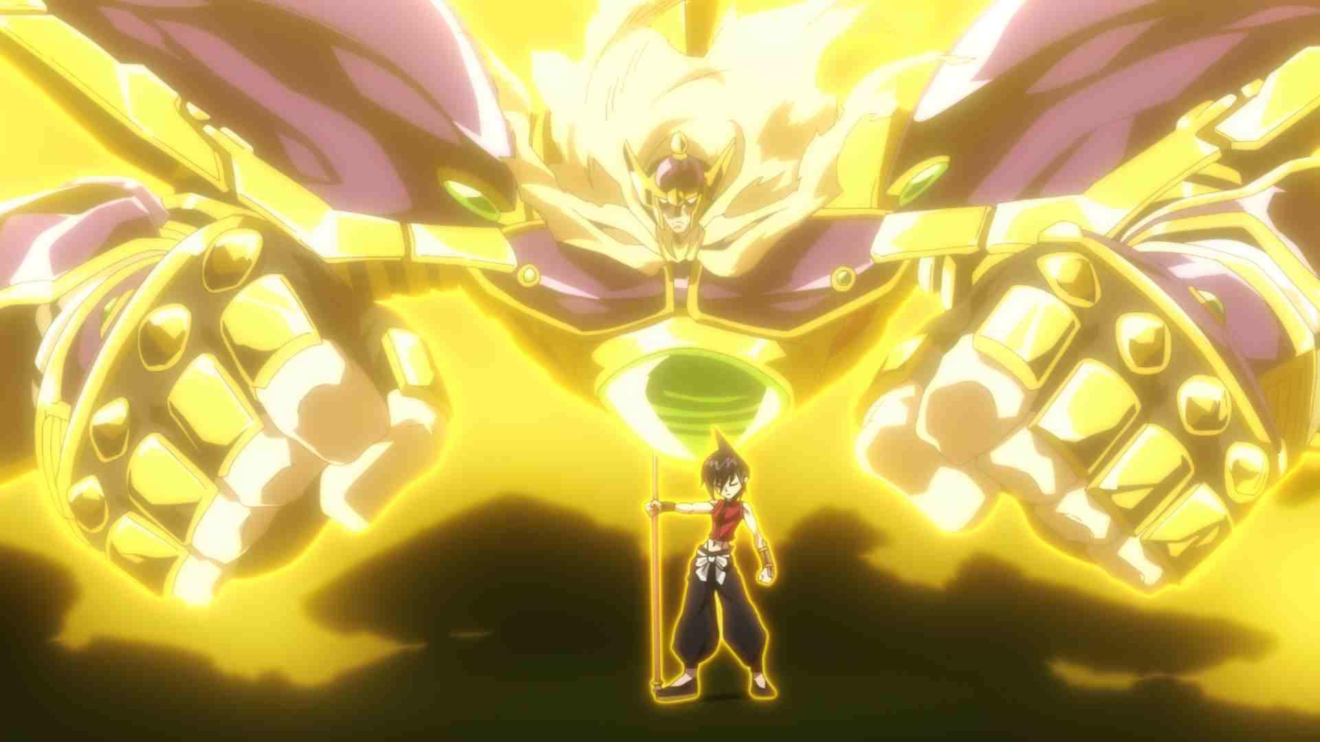 Episode 22: Lotus-sama!