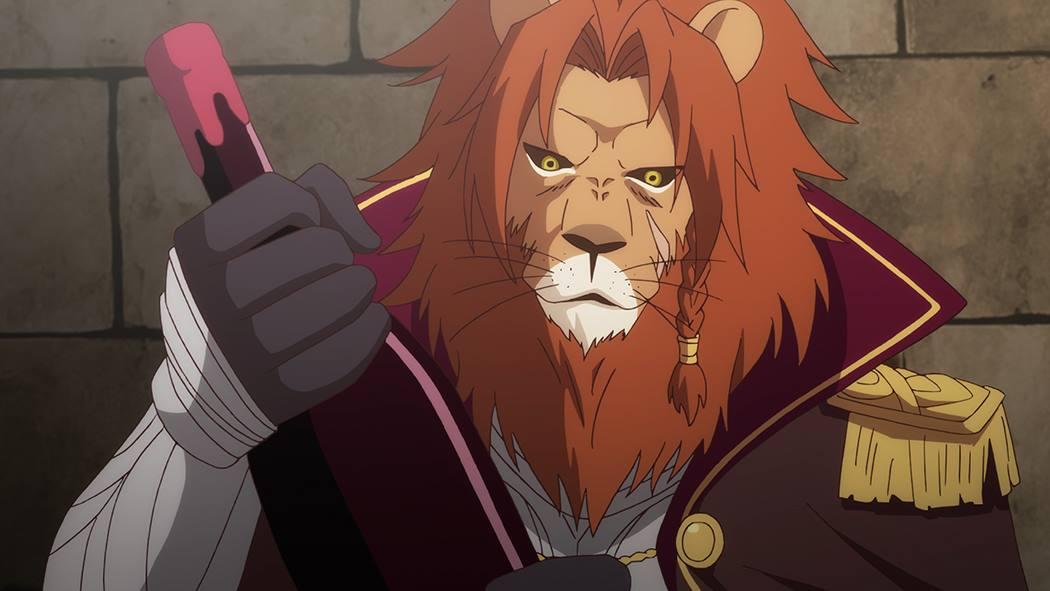 Episode 11 Lion-chan