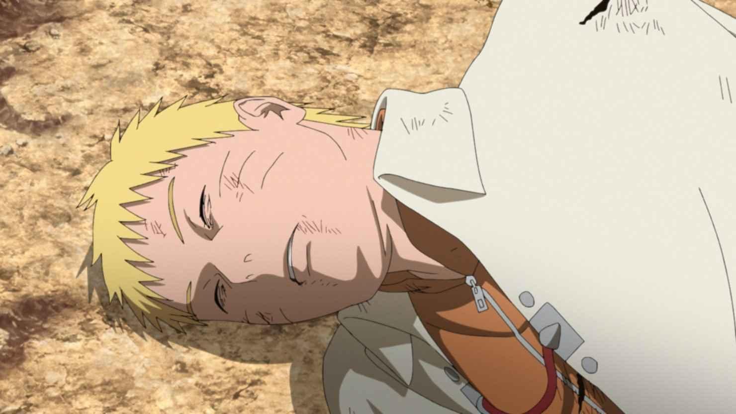 Episode 218: Falling Naruto